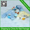 T006 The Plush Cartoon Cotton Animal Shapes Dog Toys Pet Free Shipping All Over the World by China Air