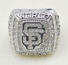 2012 san francisco giants baseball championship rings custom