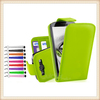 flip cover for samsung galaxy s3 i9300, with 2 credit cards slots