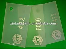 Clear Acrylic Plastic Sheet/Plate/Board