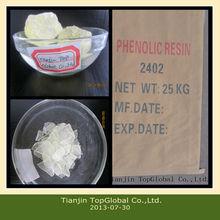 flaky and lump 2402 phenolic resin