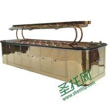ShenTop Luxury Commercial Salad Bar STEB027/Salad Display Refrigerator/Salad Refrigerator Table