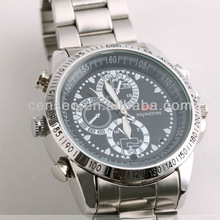 2013 High quality Waterproof hand watch camera With 8G TF card