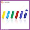 Shenzhen plastic USB flash memory, colorful memory stick 128MB-64GB USB flash drives, USB 2.0 USB flash drives