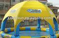 les enfants gonflables piscine avec auvent plus mode