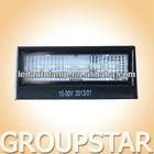 High quality LED Trailer Bus No.Plate Light with ADR