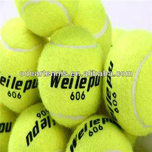Weilepu tennis brand promotional popular tennis ball wholesale
