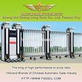 Agradable de energía de aluminio plegable puerta para puertas de fábrica-- l 1305