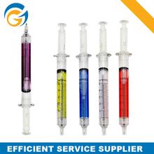 Syringe Shaped Click Ball Point Pen,Syringe Pen