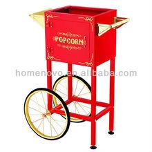 Big Wheel Carts popcorn Machine