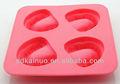 de alta calidad de la forma de prótesis de silicona productos de caucho