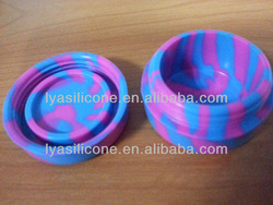 clients customized silicone deodorant stick container