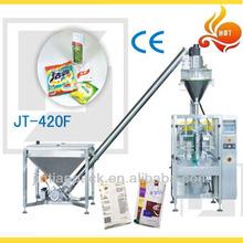 Flour/starch/spice/coffee/milk powder packaging machine JT-420F
