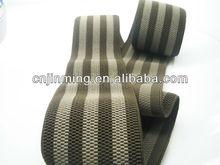 Striped Wide Waist Belt for ladies