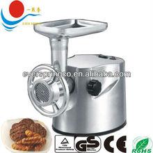 cast aluminum meat grinder