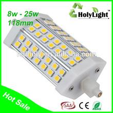 alto lumen r7s bombilla led para la lámpara de vietnam chino lámparas de pared de la lámpara led
