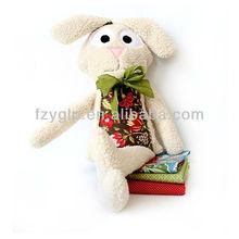 Nursery Decor soft plush Easter bunny rabbit for Children baby gift
