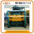 Pequeñas máquinas de fabricación, hongfa qtj4-25b bloque hueco de hormigón precio de la máquina en la india