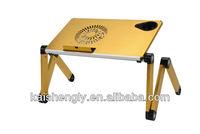 Economical and Practical Foldable Aluminium Laptop Table