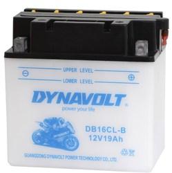 Dynavolt DB16CL-B dry charge battery 12v19ah