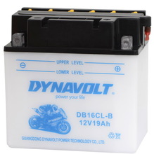 Dynavolt DB16CL-B dry charge battery 12v19ah