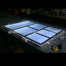 A0-A4 Frameless LED Sensor mirror Light Frames