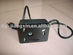 Waterproof BBQ motor for rotisserie kit