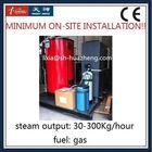 For soymilk cooking 300Kg/hr Steam Boiler for cooking