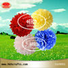 Fashionable tissue paper honeycomb ball for wedding decoration