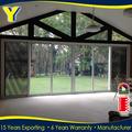 hot venda de alumínio da porta deslizante de alumínio porta de vidro duplo janelas e portas de cumprir com o padrão brasileiro as2047 as2208