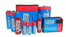 Ceba Manufacturer lr20 alkaline battery 1.5v d / 1.5v dry cell battery