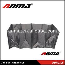 Collapsible car auto boot trunk organiser waterproof trunk organiser