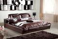 Modernes bett designs 2014/ledersofa Bett/King-Size-Bett leder c212