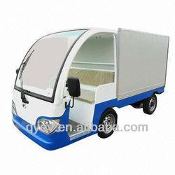 2t Electric China Mini food trucks mobile truck pickup truck
