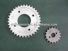 cg 125 motorcycle sprocket
