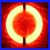 Electrodeless induction lamp LVD bulb