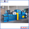 Strong structure Automatic horizontal Cardboard Baling Press Machine, hay baler for sale