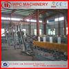 wpc granules production line/ wood plastic wpc granulator/ wpc granulation line