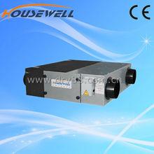 Housewell industrial sistema de ventilación/reducido la humedad durante la temporada de enfriamiento