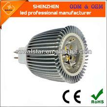 3*2W led bulb mr16