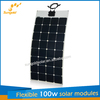 2014 Hot sell semi Flexible solar panel from China factory directly