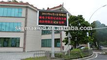 P16 Full Color Outdoor Traffic Information Electron digital LED Billboard