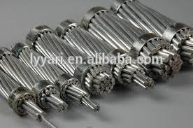 Aluminum Conductor Steel Reinforced ACSR Overhead Bare Conductor