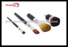 Brushes private label,make up brushes natural hair,manufacturers China