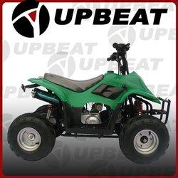 high quality 110cc mini gas motorcycle 4 wheels