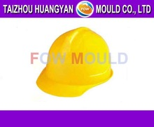 Injection mould safety helmet