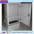 de fibra de vidrio smc eléctrica armario de distribución