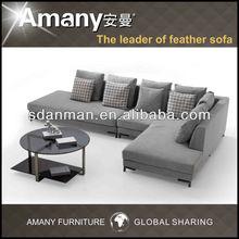 Europe style modern design fabric sofa furniture A9839