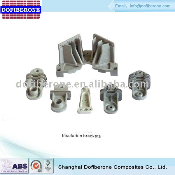 fiberglass BMC arrester insulation bracket