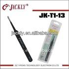 JK-T1-13,tweezers tool set,CE Certification.